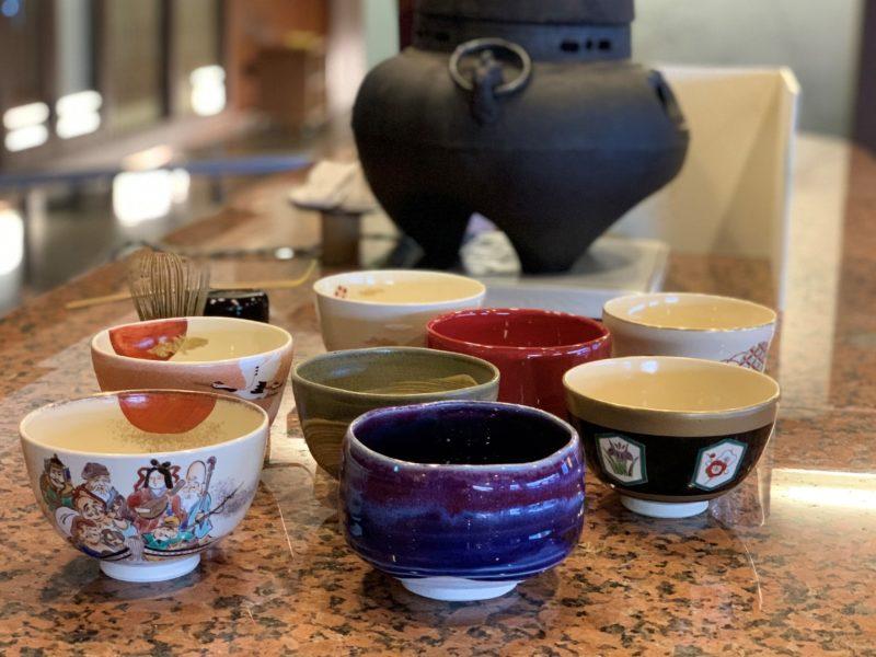 【うぶやお茶会】人生を祝う茶碗